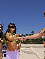 Mariah Milano share big cock