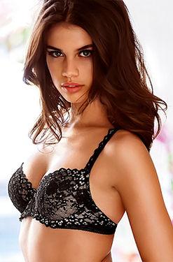 Portuguese Model Sara Sampaio