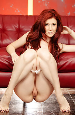 Elle Alexandra Red Head